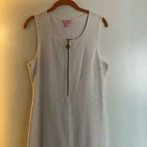 Lilly Pulitzer Dresses - Lily Pulitzer Lynd Shift Dress - NWT!  Size L